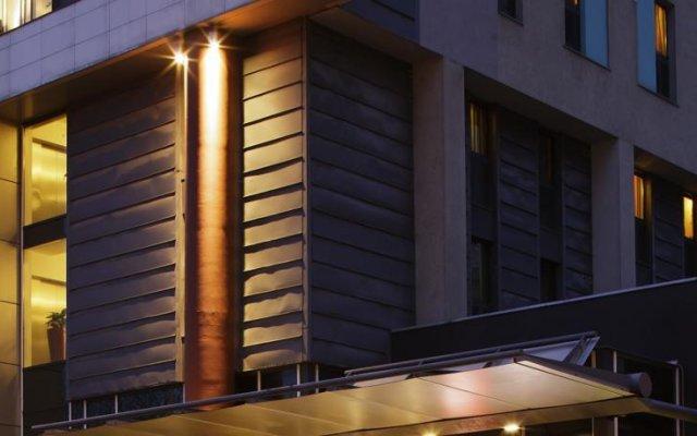Отель ibis London Excel-Docklands Великобритания, Лондон - отзывы, цены и фото номеров - забронировать отель ibis London Excel-Docklands онлайн вид на фасад