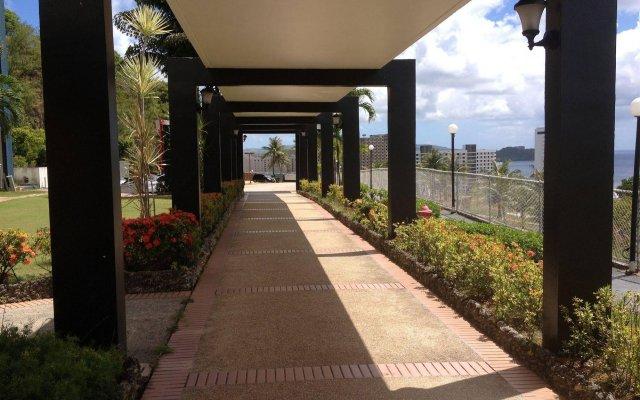 Oceanview Hotel & Residences вид на фасад