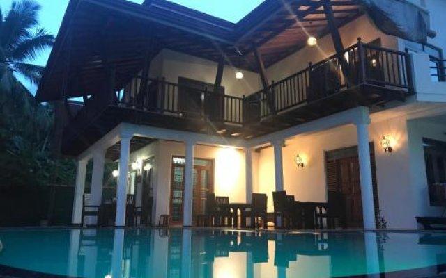 Отель Namo Villa вид на фасад