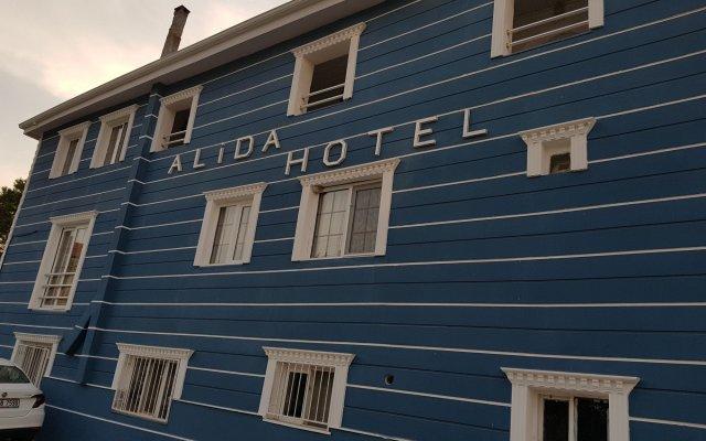 Alida Hotel Турция, Памуккале - отзывы, цены и фото номеров - забронировать отель Alida Hotel онлайн вид на фасад
