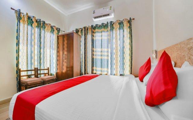 Отель OYO 35492 Solitude Resort Гоа комната для гостей