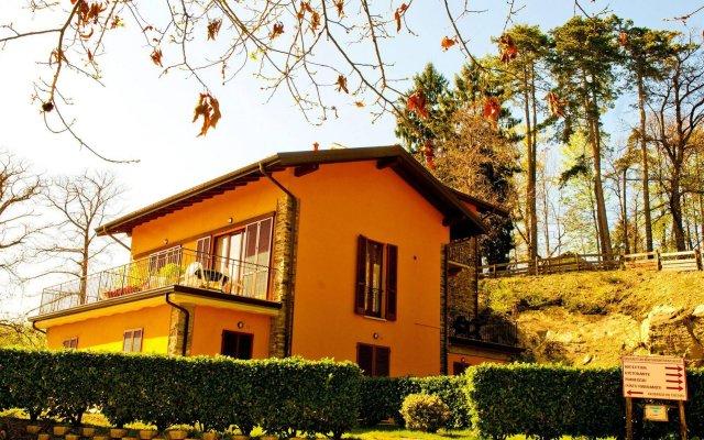Отель Agriturismo Monterosso Италия, Вербания - отзывы, цены и фото номеров - забронировать отель Agriturismo Monterosso онлайн вид на фасад
