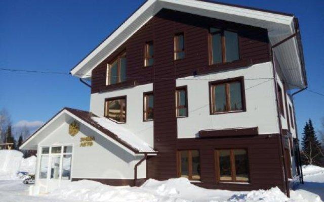 Гостиница Zima Leto Hotel в Шерегеше отзывы, цены и фото номеров - забронировать гостиницу Zima Leto Hotel онлайн Шерегеш вид на фасад