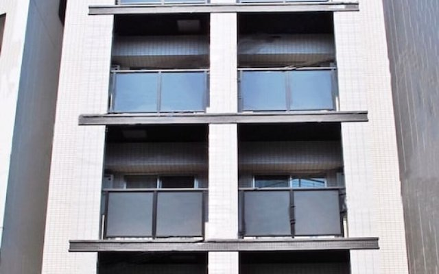 Отель SG Residence Inn Hakataekiminami Хаката вид на фасад