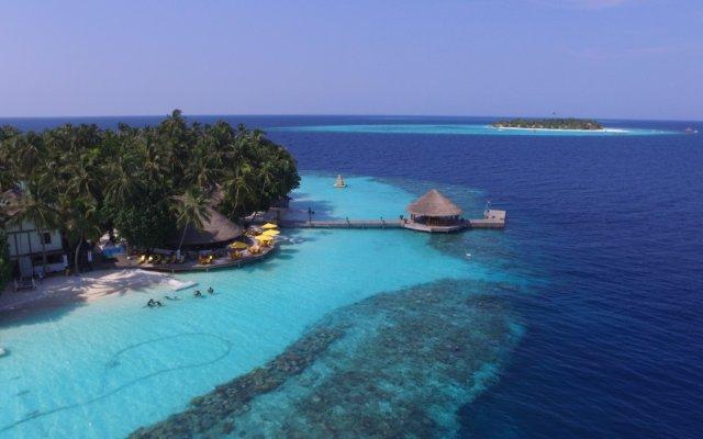 Отель Angsana Ihuru – All Inclusive SELECT Мальдивы, Атолл Каафу - 1 отзыв об отеле, цены и фото номеров - забронировать отель Angsana Ihuru – All Inclusive SELECT онлайн бассейн