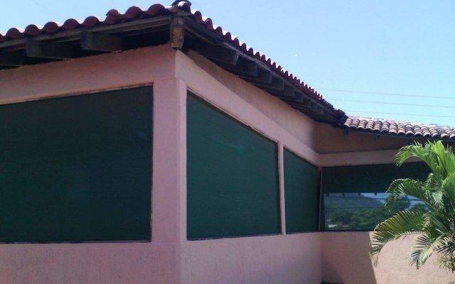 Casa Las Lomas Hostel вид на фасад
