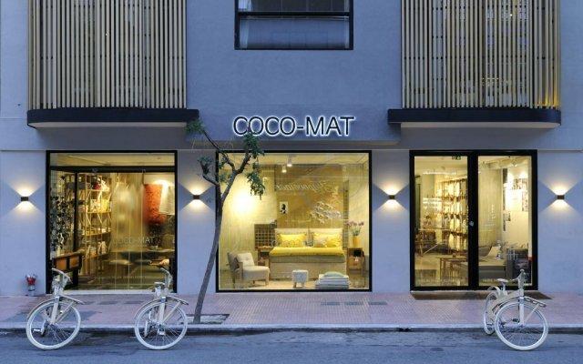 COCO-MAT Hotel Athens вид на фасад