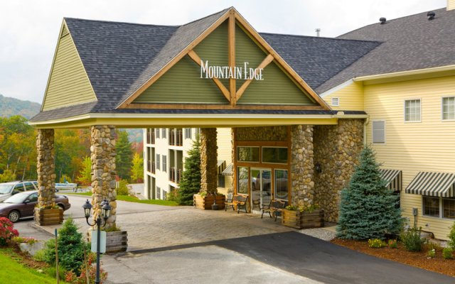 Отель Mountain Edge Resort & Spa at Sunapee вид на фасад
