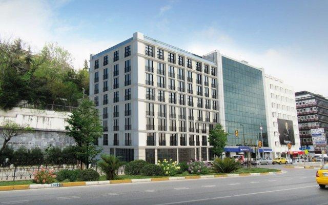 Port Bosphorus Турция, Стамбул - отзывы, цены и фото номеров - забронировать отель Port Bosphorus онлайн вид на фасад