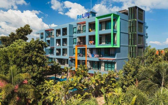 Отель Condo in Nai Harn in ReLife 15 132 301 Пхукет вид на фасад