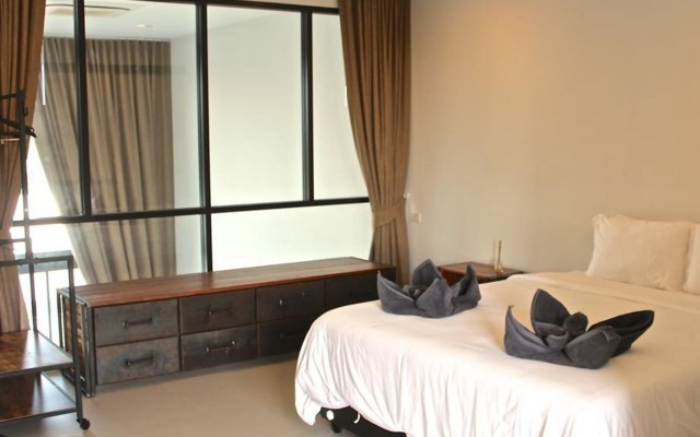 Отель Little Paris Phuket комната для гостей