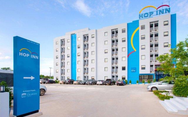 Отель Hop Inn Krabi Таиланд, Краби - отзывы, цены и фото номеров - забронировать отель Hop Inn Krabi онлайн вид на фасад