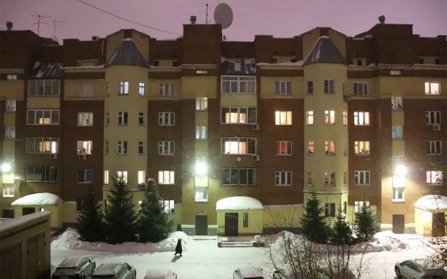 Гостиница Ya doma - 1-Room apartments City в Новосибирске отзывы, цены и фото номеров - забронировать гостиницу Ya doma - 1-Room apartments City онлайн Новосибирск вид на фасад