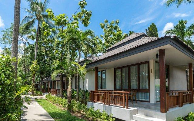 Отель The Pool Villas By Peace Resort Samui Таиланд, Самуи - отзывы, цены и фото номеров - забронировать отель The Pool Villas By Peace Resort Samui онлайн вид на фасад