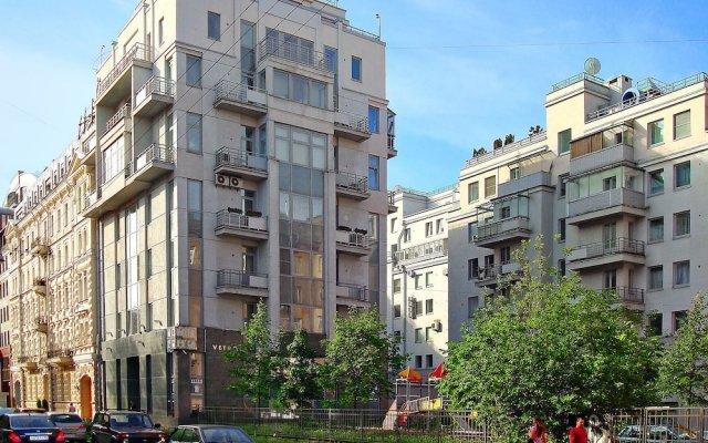 Отель Меблированные комнаты Эсперанс Санкт-Петербург вид на фасад