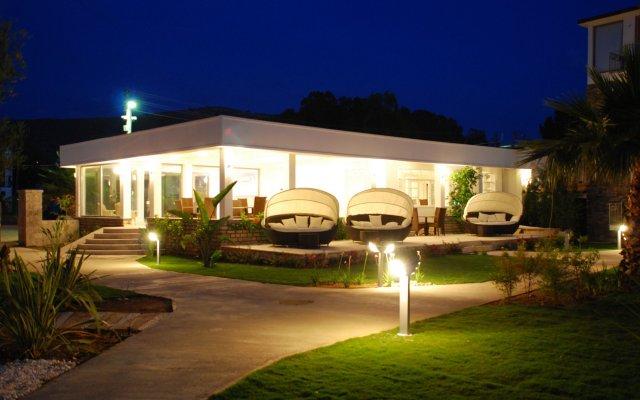 Cennet Park Hotel вид на фасад