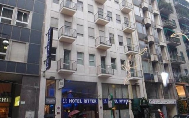 Ritter Hotel вид на фасад