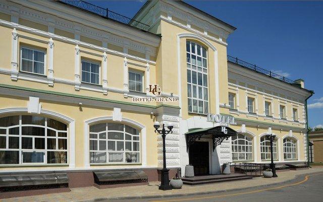 Гостиница Гранд Отель в Оренбурге 2 отзыва об отеле, цены и фото номеров - забронировать гостиницу Гранд Отель онлайн Оренбург вид на фасад