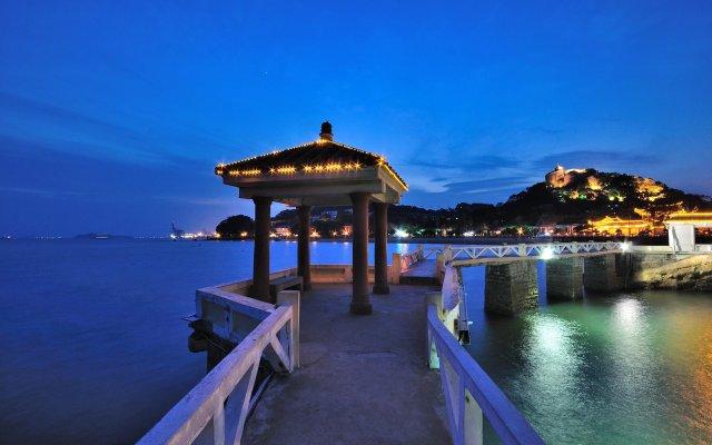 Отель Yunzhichen Seaview Garden Hotel Китай, Сямынь - отзывы, цены и фото номеров - забронировать отель Yunzhichen Seaview Garden Hotel онлайн приотельная территория