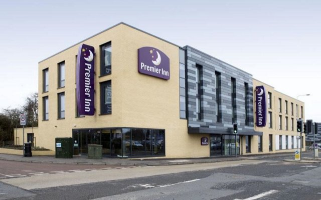 Отель Premier Inn St Andrews вид на фасад