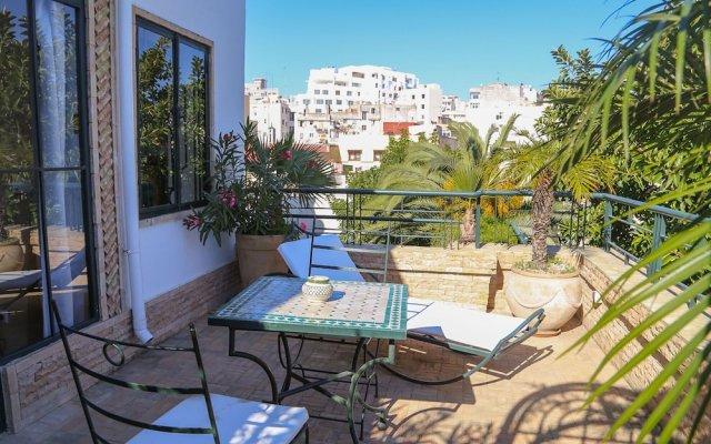 Отель La Maison de Tanger Марокко, Танжер - отзывы, цены и фото номеров - забронировать отель La Maison de Tanger онлайн вид на фасад