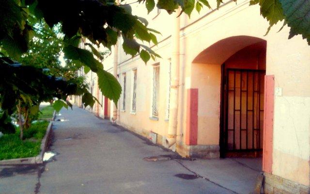 Отель Меблированные комнаты Второй Дом Санкт-Петербург вид на фасад