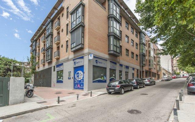 Отель Apartamento Pasaje Sevilla Испания, Мадрид - отзывы, цены и фото номеров - забронировать отель Apartamento Pasaje Sevilla онлайн вид на фасад