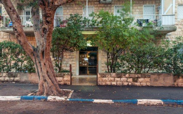 Sweet Inn Apartments - Ben Maimon 19 Израиль, Иерусалим - отзывы, цены и фото номеров - забронировать отель Sweet Inn Apartments - Ben Maimon 19 онлайн вид на фасад