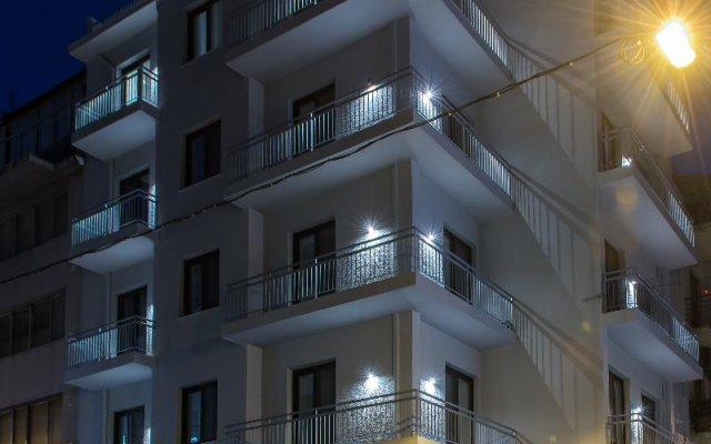 Отель Spot Apart Греция, Афины - отзывы, цены и фото номеров - забронировать отель Spot Apart онлайн вид на фасад