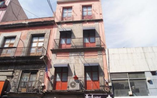 Отель Hostal Centro Historico Regina Мексика, Мехико - отзывы, цены и фото номеров - забронировать отель Hostal Centro Historico Regina онлайн вид на фасад