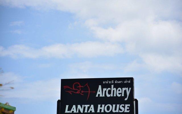 Отель Archery Lanta House Ланта вид на фасад