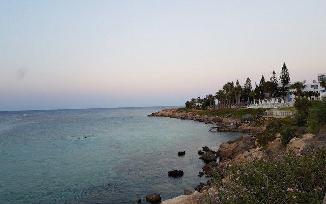 Отель Astreas Beach Hotel Кипр, Протарас - 2 отзыва об отеле, цены и фото номеров - забронировать отель Astreas Beach Hotel онлайн пляж