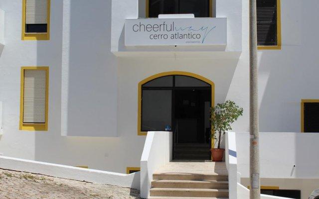 Отель Cheerfulway Cerro Atlântico Apartamentos вид на фасад