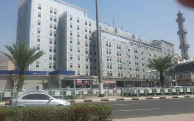 Отель Barakat Al Aseel вид на фасад