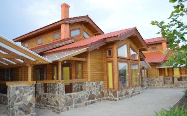 Гостиница Дюна вид на фасад