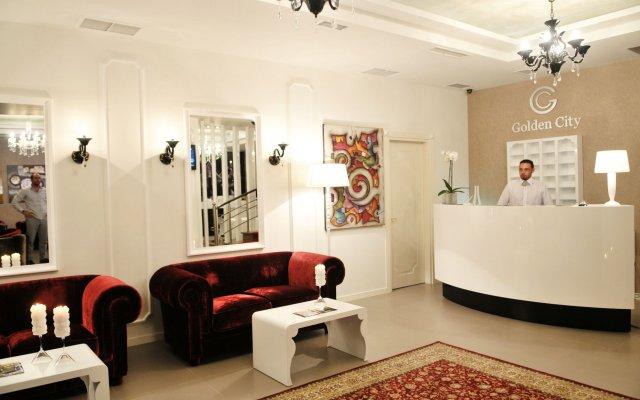 Golden City Hotel & Spa, Tirana 0