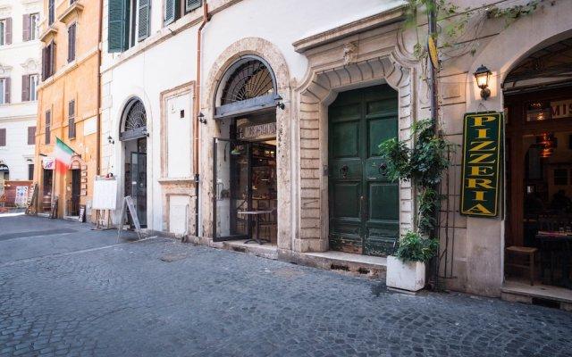 Отель Sweet Inn - Pantheon View Италия, Рим - отзывы, цены и фото номеров - забронировать отель Sweet Inn - Pantheon View онлайн вид на фасад