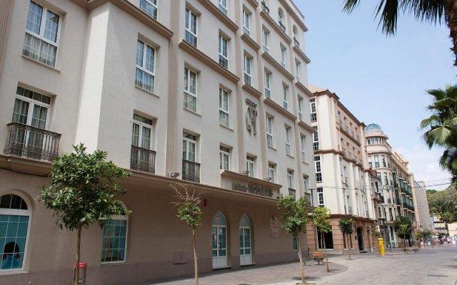Отель Apartamentos Nono Испания, Малага - отзывы, цены и фото номеров - забронировать отель Apartamentos Nono онлайн вид на фасад