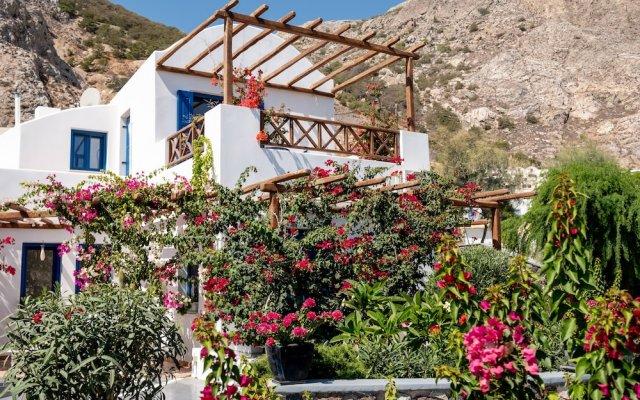 Отель Santorini Mystique Garden Греция, Остров Санторини - отзывы, цены и фото номеров - забронировать отель Santorini Mystique Garden онлайн вид на фасад
