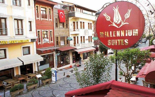 Senatus Suites Турция, Стамбул - 12 отзывов об отеле, цены и фото номеров - забронировать отель Senatus Suites онлайн вид на фасад