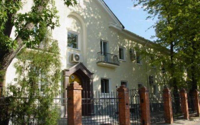 Гостиница Dion Hotel Украина, Запорожье - отзывы, цены и фото номеров - забронировать гостиницу Dion Hotel онлайн вид на фасад