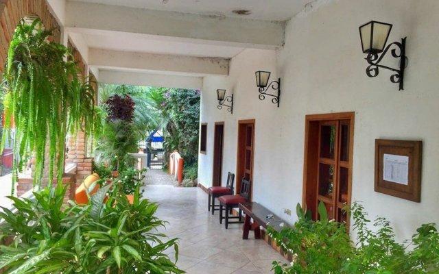 Отель Camino Maya Ciudad Blanca Гондурас, Копан-Руинас - отзывы, цены и фото номеров - забронировать отель Camino Maya Ciudad Blanca онлайн вид на фасад