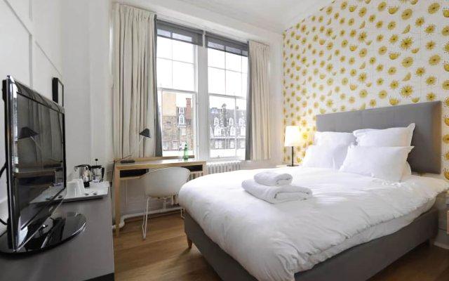 Отель Grasshopper Hotel Glasgow Великобритания, Глазго - отзывы, цены и фото номеров - забронировать отель Grasshopper Hotel Glasgow онлайн комната для гостей