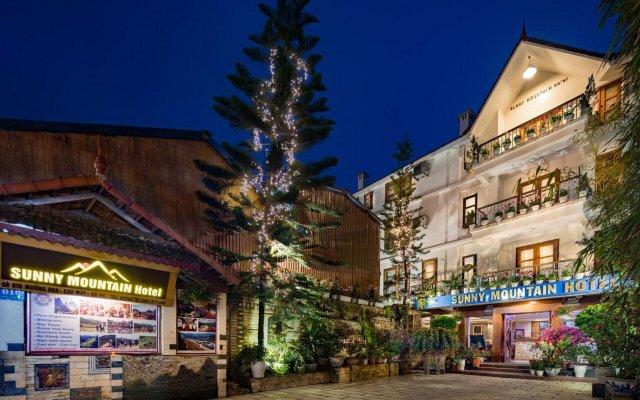 Sunny Mountain Hotel вид на фасад