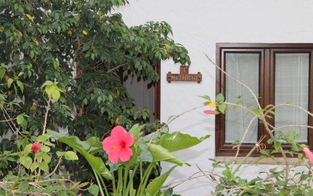 Отель Almadraba Conil Испания, Кониль-де-ла-Фронтера - отзывы, цены и фото номеров - забронировать отель Almadraba Conil онлайн вид на фасад