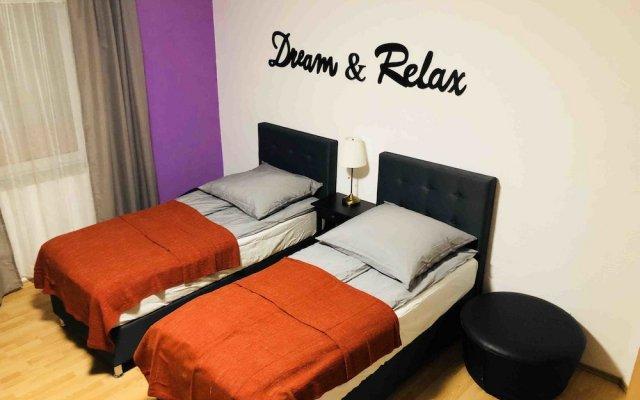 Отель Dream & Relax Apartment's Humboldt Германия, Нюрнберг - отзывы, цены и фото номеров - забронировать отель Dream & Relax Apartment's Humboldt онлайн комната для гостей