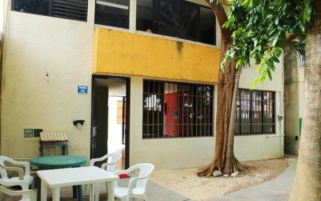 Отель Hostel Balagan Мексика, Канкун - отзывы, цены и фото номеров - забронировать отель Hostel Balagan онлайн вид на фасад