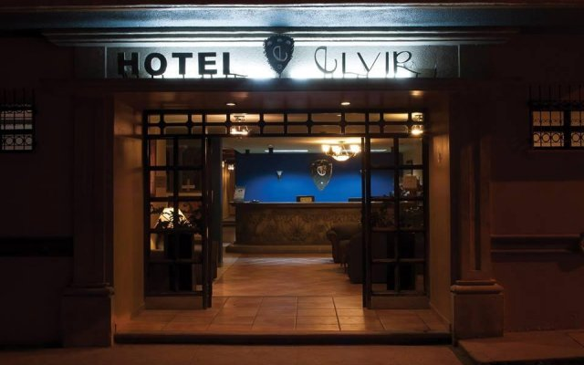 Отель ELVIR Грасьяс вид на фасад