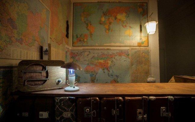 Гостиница Kinohostel Petya i Volk в Санкт-Петербурге 4 отзыва об отеле, цены и фото номеров - забронировать гостиницу Kinohostel Petya i Volk онлайн Санкт-Петербург в номере