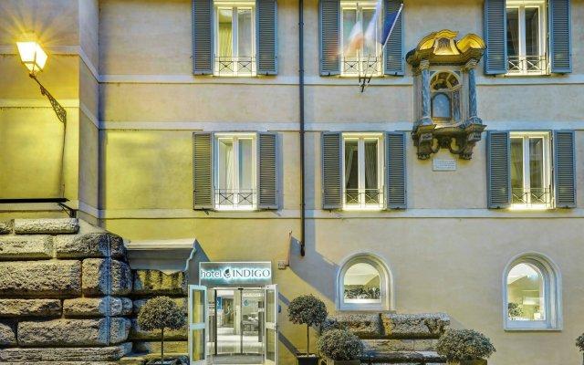 Hotel Indigo Rome - St. George вид на фасад